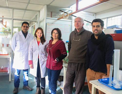 Laboratorio de Bioensayos se renueva ylogra históricos registros de asistencia técnica