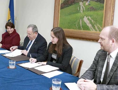 UdeC y Asipes firmaron convenio de colaboración centrado en sostenibilidad de la actividad pesquera