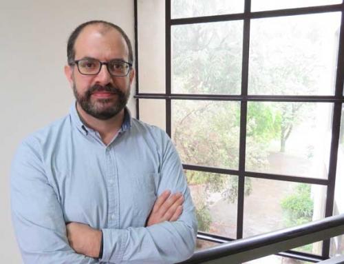 Investigador de la U. de Delaware dicta conferencia en la Facultad de Ciencias Naturales y Oceanográficas